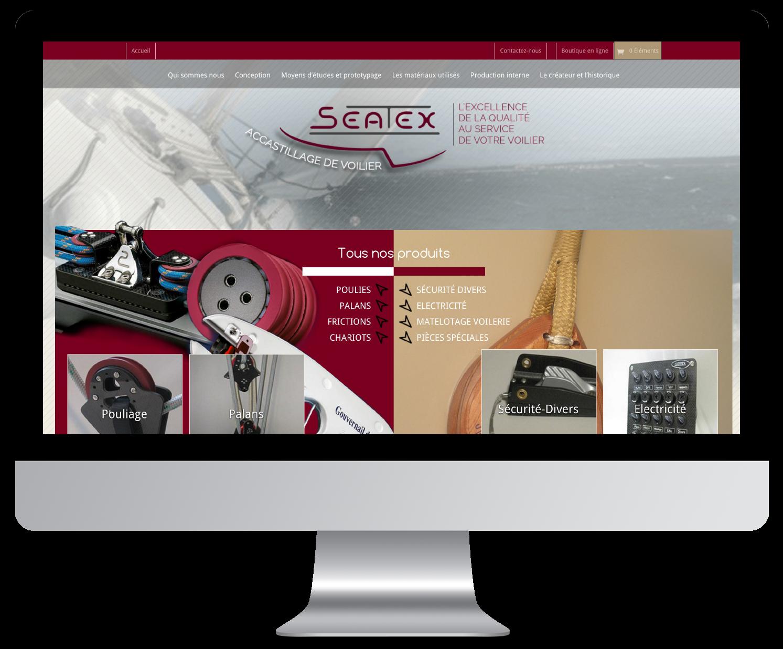 iMac seatex