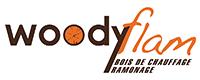 logo woodyflam