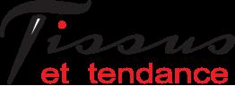 logo tissus et tendances